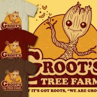 Groot's Tree Farm by xkappax