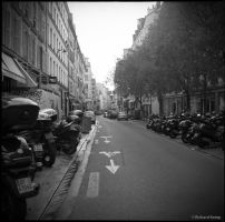 Marais, Paris by 2rick2