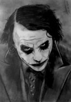 The Joker by omangutang