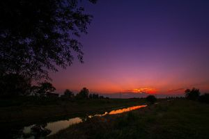 Just another sunset by snoopersen
