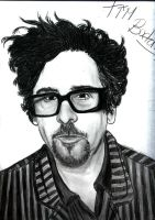 Tim Burton by VanDortLover
