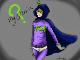 Mysterion by Qttiboy