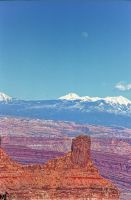 From Red Rock to Snow Capped Peaks by mjohanson