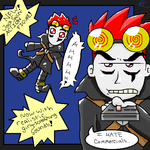 Jack Spicer Commercial by xwhimsicalx