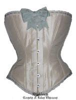 Romantic Corset by Stahlrose
