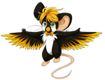 [CM] Toucan Mouse by kimmymice