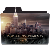 The Mortal Instruments: City of Bones Folder Icon by efest