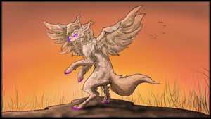 AT: Good morning there by Blackwolfpaw