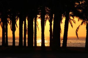 Sunrise in Torremolinos 2 by AgiVega