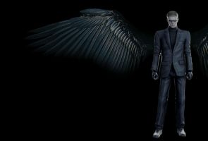 Wesker Angel by Trial911