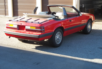 1986 Mustang Convertible - XVII by Walking-Tall