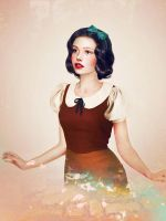 'Real Life' Snow White by JirkaVinse