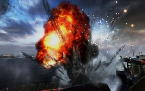 Explosion Effect by winchester01