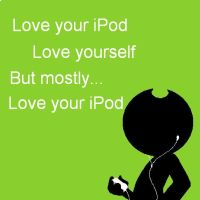 Mandy iPod Love by Sta-r-obin