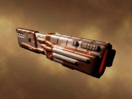 Scout Ship Draft 2 by vmulligan