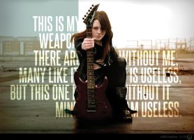 The Guitar Creed by Matt-Walton-Design