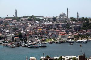 Istanbul - View from Galata Tower IV by puppeteerHH