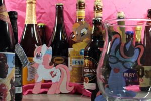Beer Snobs by TwilightFlopple