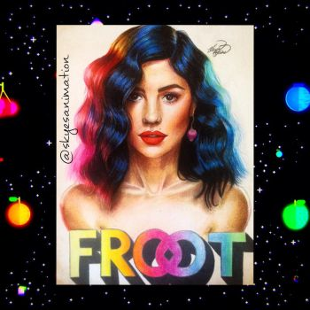FROOT - marina and the diamonds by skyesanimation