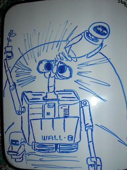 WALL-E by ThatTMNTchick