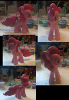 Customized Pony 2- Pinkie Pie by himanuts