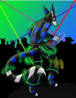 Rave Party! by Hazard-dragon