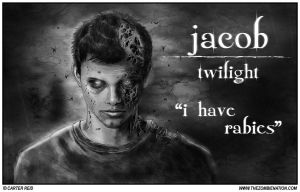 Team Jacob by zombiecarter
