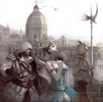 Assassins Creed2 by White-corner