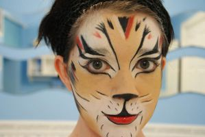 Tantomile Makeup by maniacmuppet13