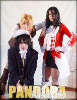 Pandora Hearts Cosplay by D3ra