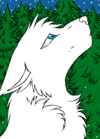 Wolf makeable by kitti614