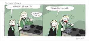 snape-elicious nr.4 by jamew85