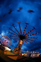 Fair Fisheye IV by LDFranklin
