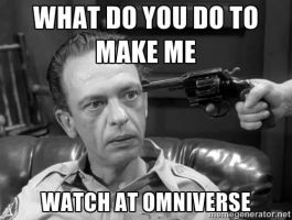 anti omniverse meme-don knotts by popaandreea