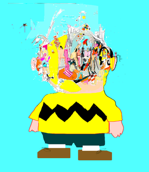 MY NAME IS CHARLIE BROWN by muymuy