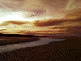 Talacre Beach by friartuck40