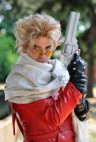 Vash the Stampede cosplay 3 by Sandman-AC