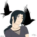 CP: The smiling crow by Kiemari