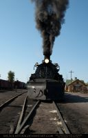 Steam Train 6 by SalsolaStock
