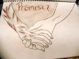 Promise? by Megalomaniacaly