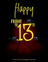 Friday the 13th by JesseHorn