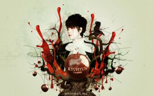 14. KyuHyun - Vampire by NGUYENew-is-me