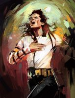 Michael Jackson Tribute by SillyJellie