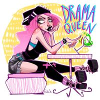 drama queen by Fukari
