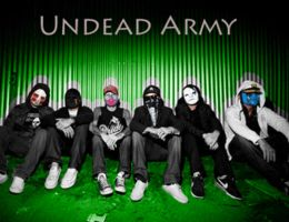 Hollywood Undead by XcheminX
