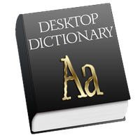 Desktop Dictionary by 0dd0ne