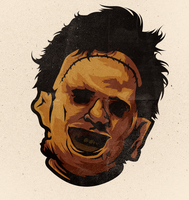 The Texas Chainsaw Massacre - Leatherface by SamRAW08