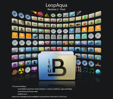 LeopAqua R3 - Final Mac by ieub