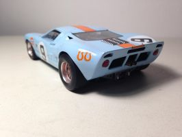 Ford GT40 / 9 by angelneo107
