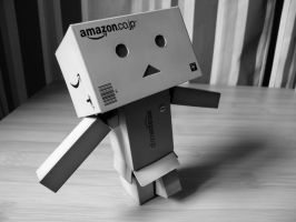 Danbo dance by filsru
